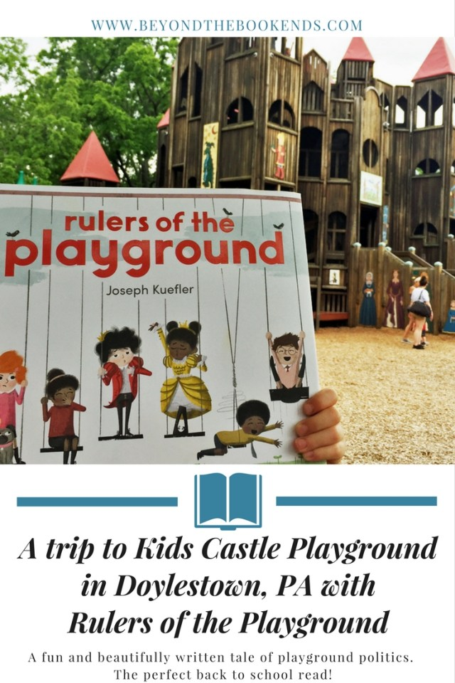 An amazing story at a MUST-VISIT playground for all philly locals!