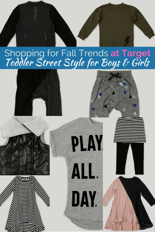 High end toddler fashion on the cheap! Got to love Target!