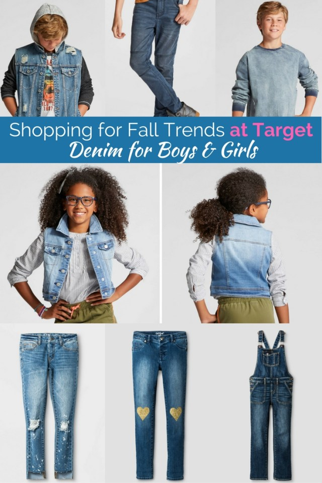 Splatter jeans, embroidery and patches are just some of the awesome fall trends available at target in 2017.