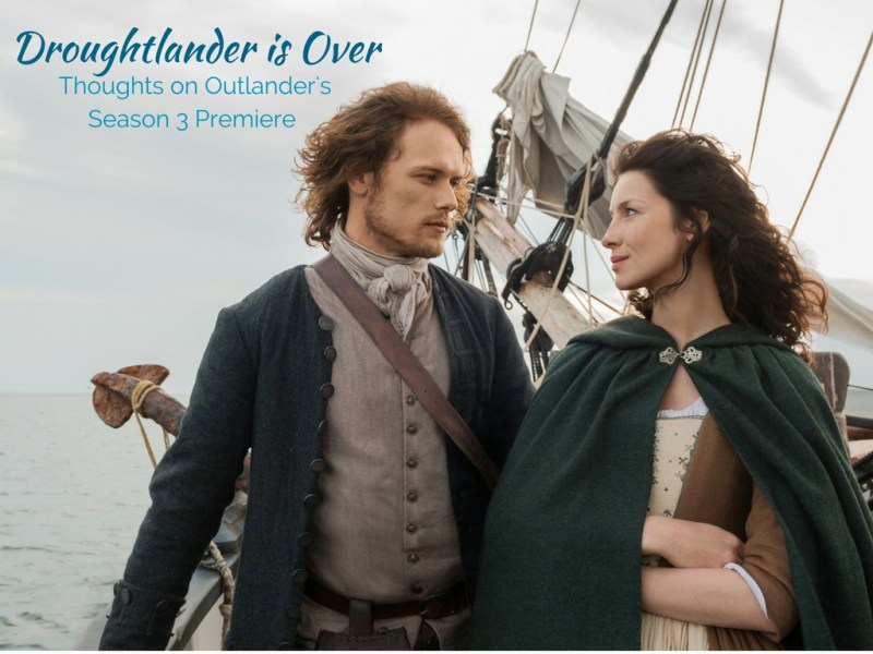 Droughtlander is over. Outlander's long awaited premiere is here! But was it worth the wait?