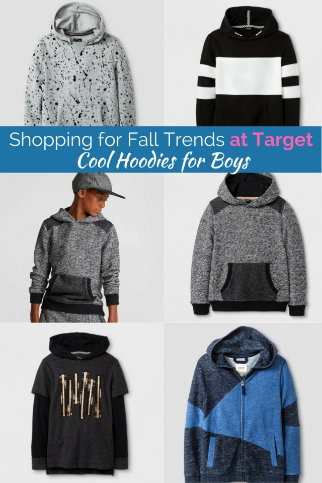 Comfy, cool hoodies for teens and boys at affordable prices!