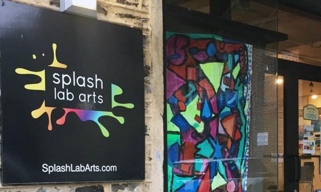 SplashLab Arts in Manayunk