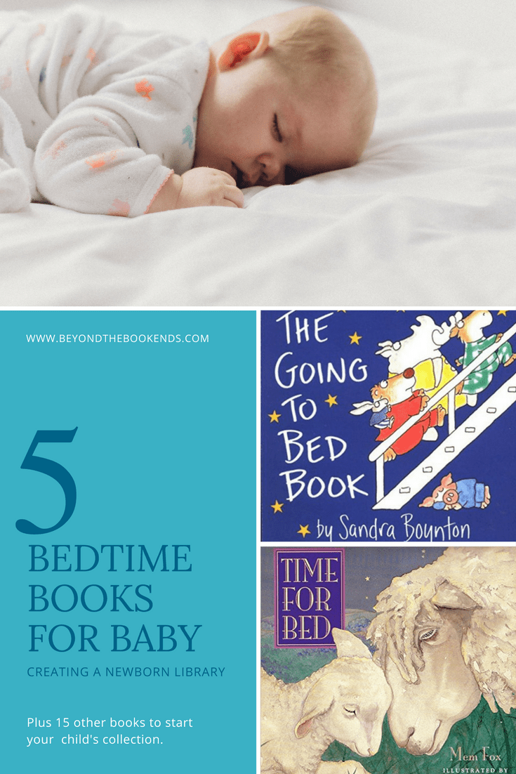 5 perfect stories for baby's bedtime from oldies but goodies to modern classics! These calming stories will gently coax your baby to sleep.