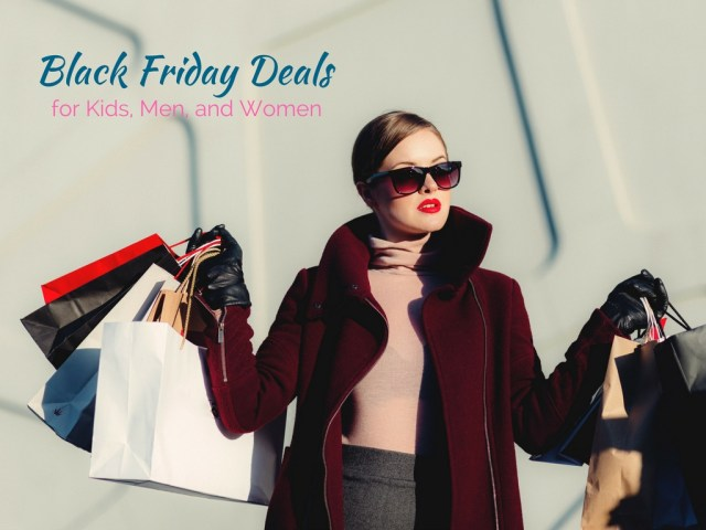 Black Friday Deals and Steals!
