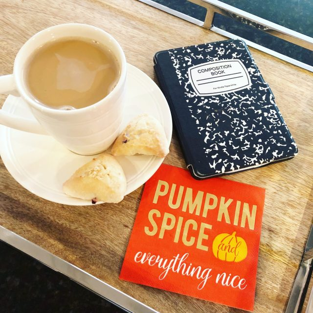 Tea and Kindle