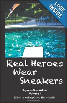 Real Heroes Wear Sneakers at Amazon