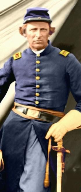 George T. Anthony 17th New York Light Artillery
