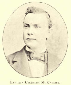 Charles McKnight, 88th Pennsylvania