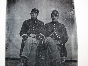 Cornelius and William Houghtaling