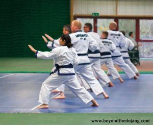 Read more about the article Why I keep training after black belt