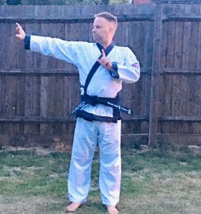 Read more about the article Martial arts and the fight within