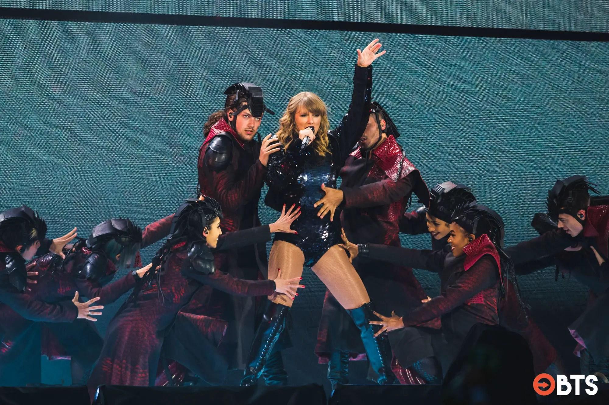 Photos Taylor Swift Seattle Wa 5 22 18 Beyond The Stage Magazine