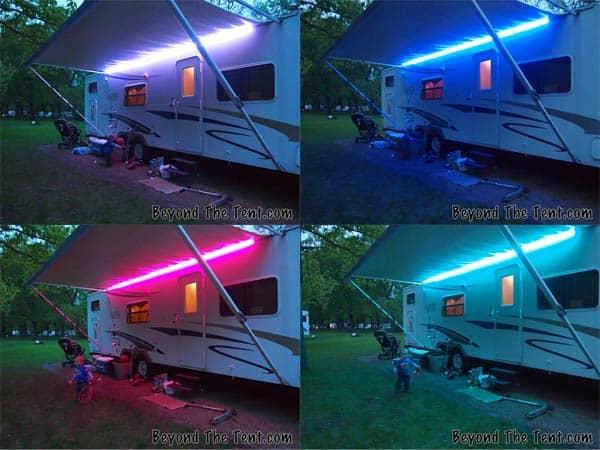Led Camper Awning Lights