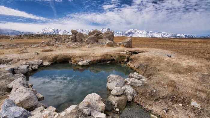Wild Willys Hot Springs