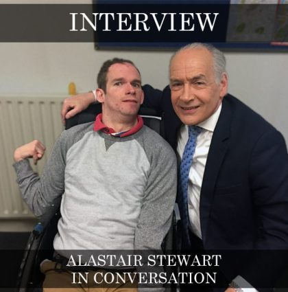 Alastair Stewart – In Conversation