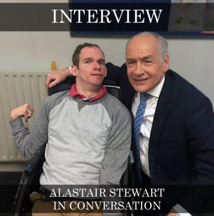 Alastair Stewart – In Conversation