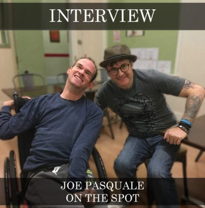 Joe Pasquale – On The Spot