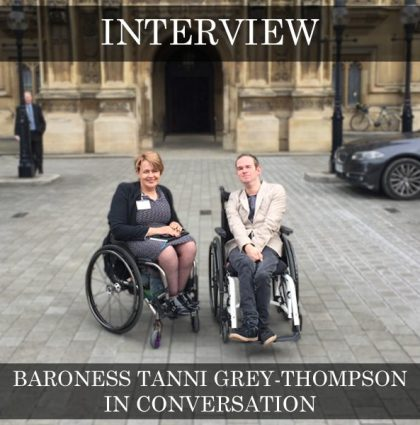 Baroness Tanni Grey-Thompson – In Conversation