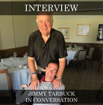 Jimmy Tarbuck – In Conversation