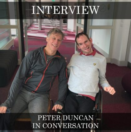 Peter Duncan – In Conversation