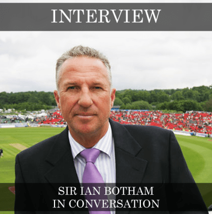 Sir Ian Botham – In Conversation