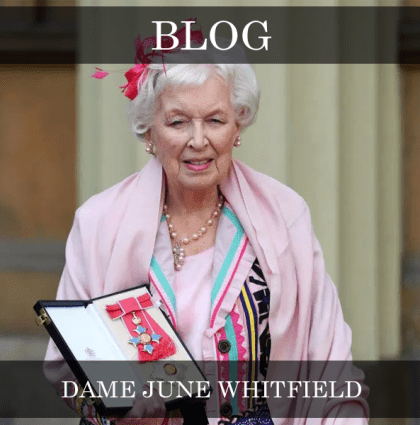 A Tribute to Dame June Whitfield