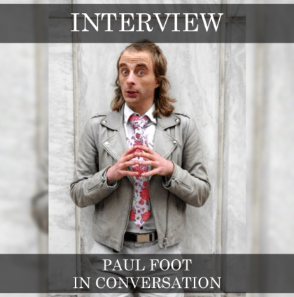 Paul Foot – In Conversation