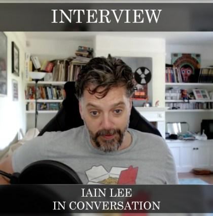 Iain Lee – In Conversation