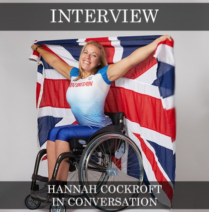 Hannah Cockroft – In Conversation
