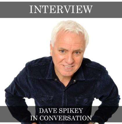 Dave Spikey – In Conversation