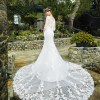 Modest Bridal Gown by Moonlight Bridal
