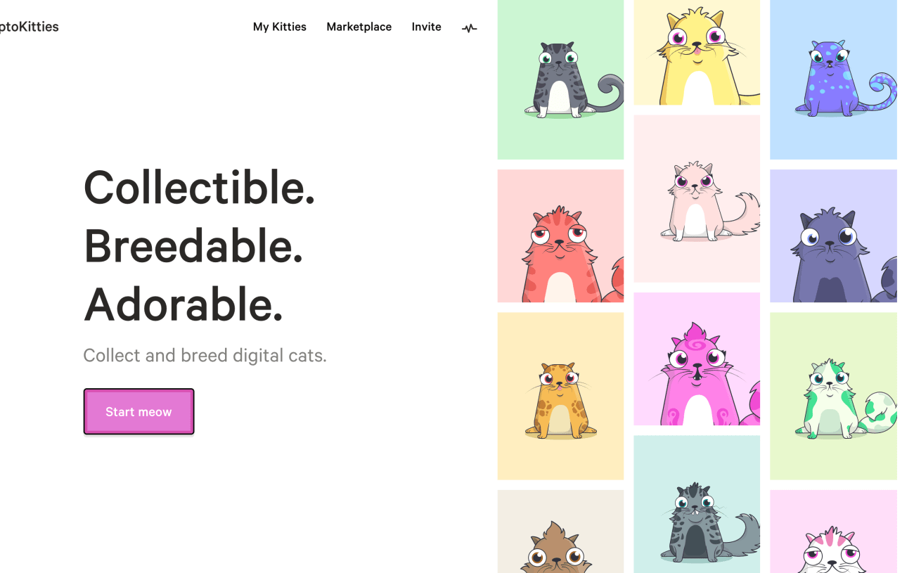 All Platforms Need a Killer App – Cryptokitties is the one for blockchain