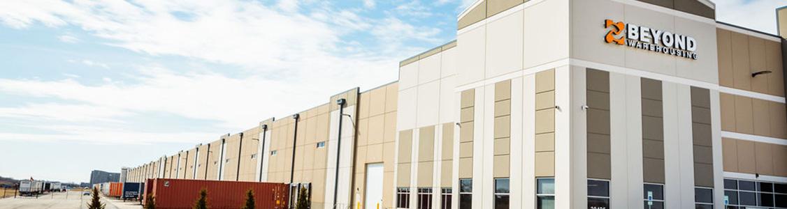 Beyond Warehousing 3PL facility in Edgerton, KS