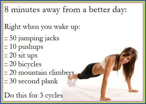 Image result for workout routines