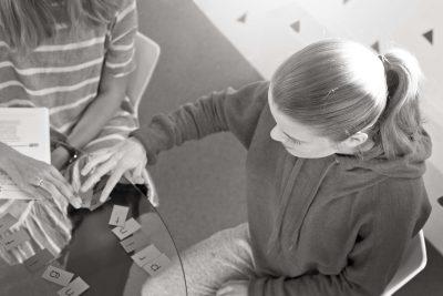 Speech language therapist literacy intervention