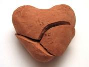 Broken heart or breakthrough? Source: https://godchasersblog.files.wordpress.com/2012/09/broken-clay-heart.jpg