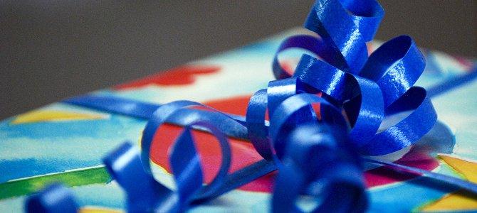 Blue Gift
