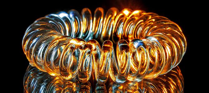 Plastic Bracelet - Photo by lost places