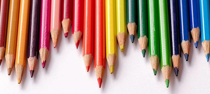 Colored Pencils - Photo by Nicolas Buffler