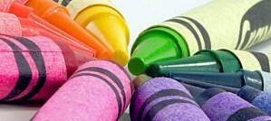 Crayons - Photo by mckinney75402