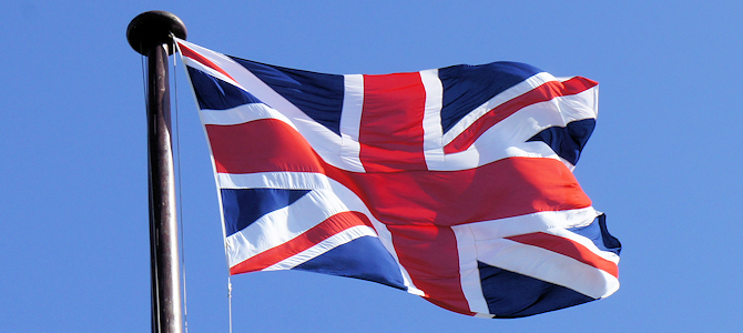 British Flag - Photo by Rian (Ree) Saunders