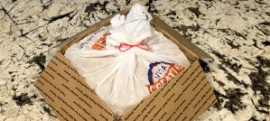 All tied up and ready to ship to the winner! - Photo by Melissa Mayntz