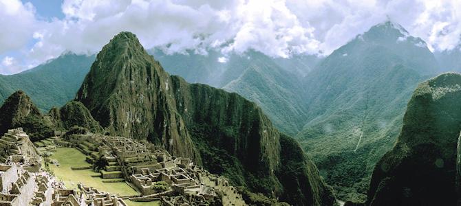Machu Picchu - South America