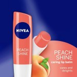 nivea lip care