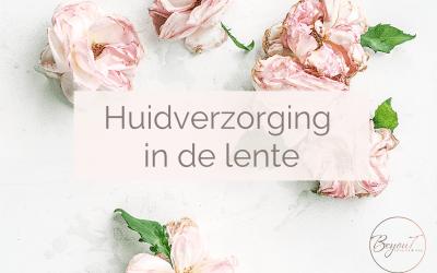 Huidverzorging in de lente