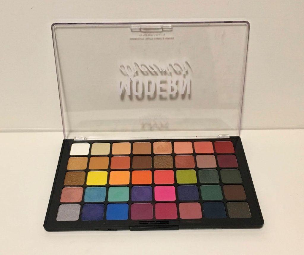 NYX Modern Dreamer palette