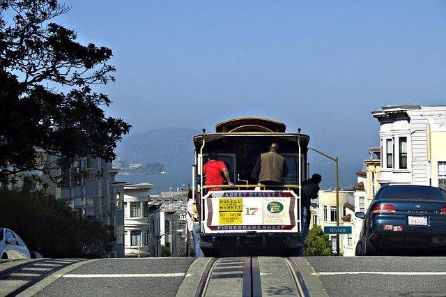 Allianz Reiserücktrittsversicherung abschließen und nach San Francisco buchen