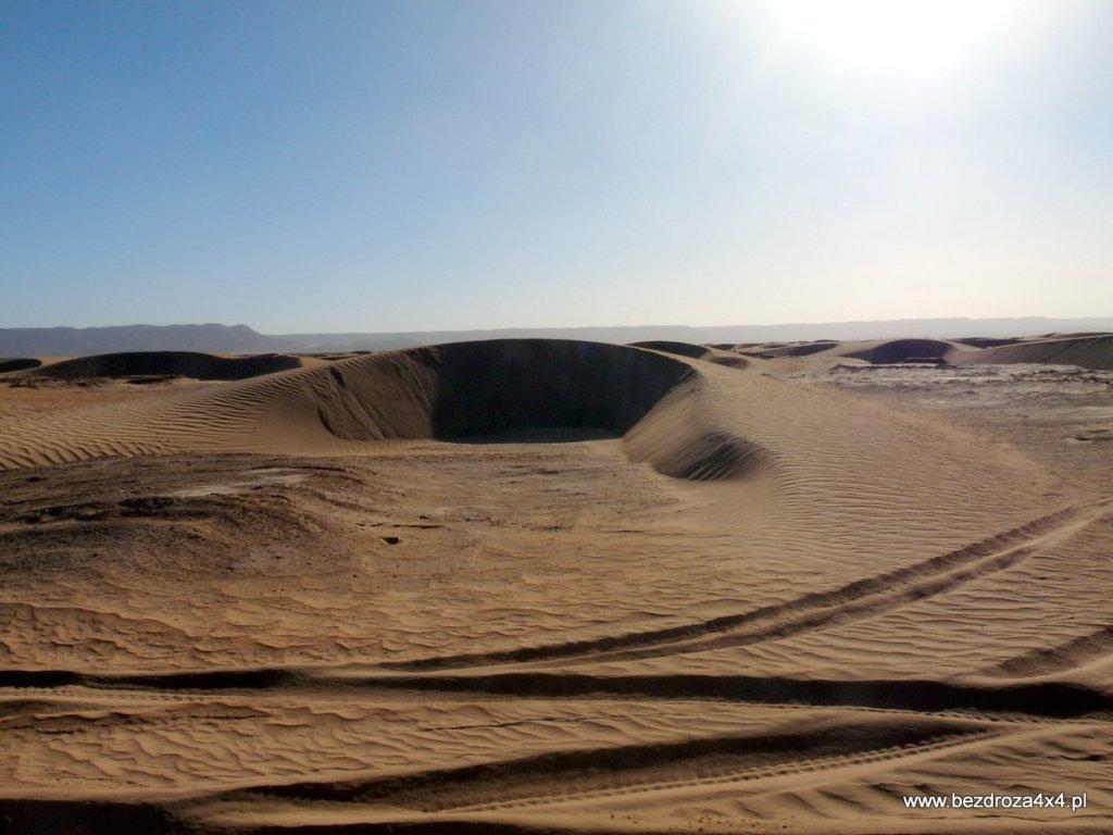 Sahara w całej okazałości