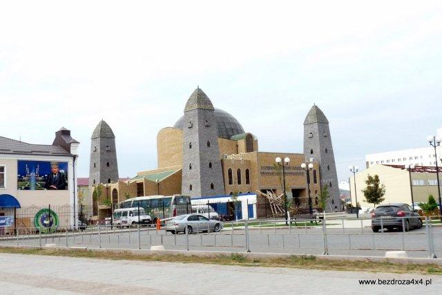 Meczet w Groznym