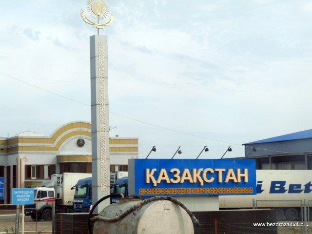 Granica kazachska